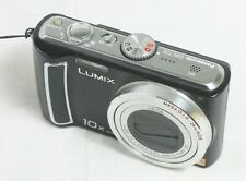 Panasonic LUMIX DMC-TZ5 9.1MP Digital Camera - Black