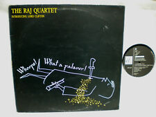 THE RAJ QUARTET INTRODUCING LORD CLIFTON WHOOPS WHAT A PALAVER 45 RPM LP NICE UK