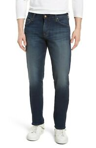 AG Graduate Tailored Leg Jeans in 9 Years Faring, Blue, 32