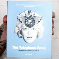 NEW THE TELEPHONE BOOK BLU RAY + LIMITED EDITION SLIPCOVER VINEGAR SYNDROME