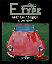 Xke Jaguar E-Typ End Of an Era Buch Harvey History Chris Auto