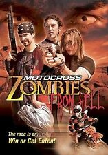 Motocross Zombies From Hell (DVD, 2007) Usually ships within 12 hours!!!