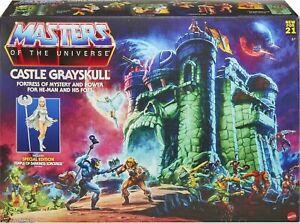 🔥 Castle Grayskull Playset 🏰 Masters of the Universe Origins MOTU 2021 New 🔥