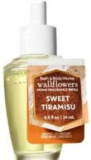 Bath & Body Works Sweet Tiramisu Wallflower - Italian Espresso, Vanilla Cake New