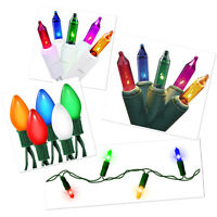 String Lights Outdoor Indoor Christmas Party Decoration Set Many Sizes and Types