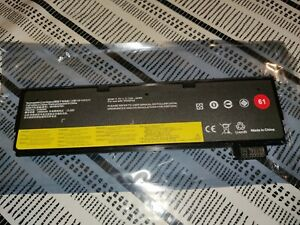 Battery For Lenovo ThinkPad A475 A485 T470 T570 T480 T580 P51S P52S TP25 Series