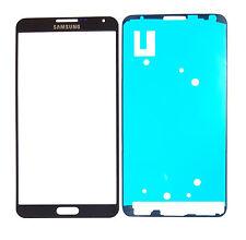 2 x Samsung Galaxy Note 3 N9000 N9005 Front Display Touch Screen Glas Schwarz