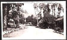 VINTAGE PHOTOGRAPH 1924 PARAISO HOT SPRINGS CALIFORNIA HISTORIC BUILDINGS PHOTO