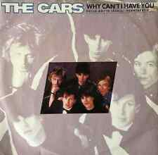 """THE CARS - Why Can't I Have You (12"""") (G/G)"""