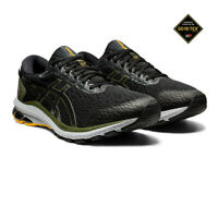 Asics Mens GT-1000 9 GORE-TEX Running Shoes Trainers Sneakers Black Sports