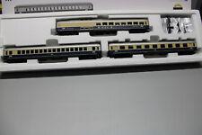 Märklin 43873 Schnellzugwagen-Set Rheingold Epoche 3 Innenbeleuchtung Spur H0 OV