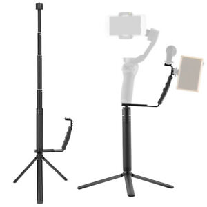 Durable Stabilizer Tripod with Silicone Pad Anti‑Skid for DJI OM 4/Osmo Mobile 2