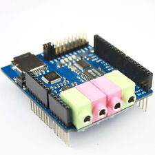 MP3 Player and Recorder DTMF Decoder Shield for Arduino via I2C with TF Card