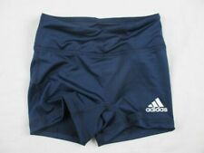 adidas Compression Tight Shorts Youth's Navy Clima-lite New Multiple Sizes
