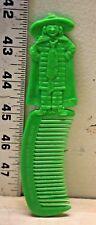 Vintage 1981 McDonalds Hamburglar Comb