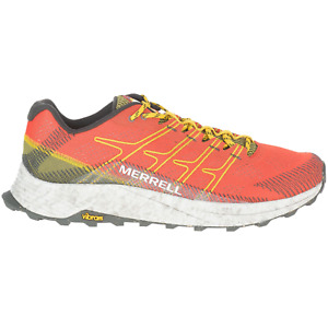 Merrell Moab Flight Men's Orange Outdoor Trekking Trail Running Shoes