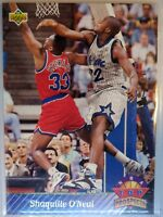SHAQUILLE O'NEAL Shaq ROOKIE CARD 1992/93 Upper Deck Top Prospects BASKETBALL RC