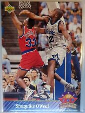 1992 92-93 Upper Deck Top Prospects SHAQUILLE O'NEAL #474, Shaq RC ROOKIE CARD