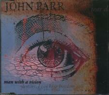 John Parr(CD Single)Man With A Vision-VG