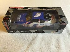2003 Team Caliber PitStop #5 Brian Vickers GMAC 1:24 CWC Die Cast Car BV$30