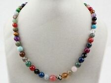 Pearl Gemstone Beaded Costume Necklaces & Pendants