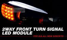 Head Lamp Reflector 2Way Turn Signal DRL LED Module for KIA 2015-2017 Sorento UM