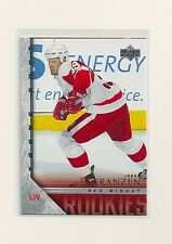 2005-06 Upper Deck Young Guns Rookie #456 Johan Franzen