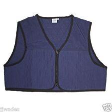 Cool Medics 3XL  Navy Blue Cropped, Zippered Cooling Vest 390-M1750 XXXL **NEW**