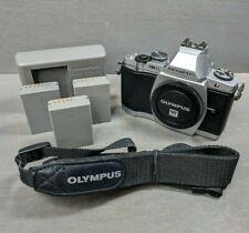 Olympus OM-D EM-5 16MP 3'' Screen Digital Camera Silver - Body Only