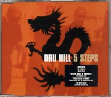 Dru Hill - 5 Steps - CDM - 1997 - RnB Electronic House 4TR