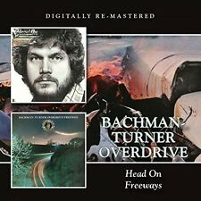 Bto (Bachman-Turner Overdrive) - Head On/Freeways [New CD] UK - Import