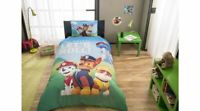 TAC Paw Patrol Licensed Genuine Cotton Duvet Set Bedding Cover 1 Pillow Cover