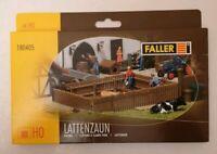 Faller - HO Gauge - 180405 - Paling - Lattenzaun