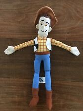 """Toy Story and Beyond Toy Factory WOODY 12"""" Plush Doll Toy Figure Cowboy"""