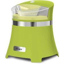 Oster FRSTIC-GC0-GRN 1.5 Qt Gel Canister Soft Serve Ice Cream Maker Green