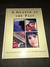 Hardcover Book A Glance At the Past Illustrated 2004 Russell Hall photography