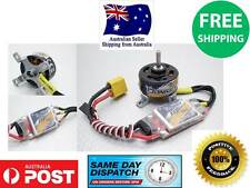 1100Kv Brushless Outrunner motor + 20A ESC Combo Pack for RC planes Quadcopter