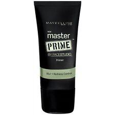 MAYBELLINE Master Prime by Face Studio Blur + Redness Control 300 primer base