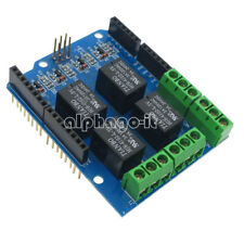 Four Channel Relay Shield 5V 4 Channel Relay Shield Module For Arduino UNO R3
