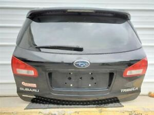 (NO SHIPPING) Trunk/Hatch/Tailgate With Rear View Camera Fits 08-14 TRIBECA 8650