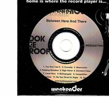 (EI13) Between Here And There, Look See Proof - DJ CD