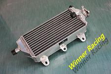 RIGHT aluminum radiator Yamaha YZ450F/YZ 450 F 2010 2011 2012 2013