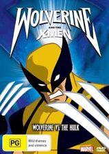 G15 BRAND NEW Wolverine And The X-Men Wolverine Vs The Hulk : Vol 2 (DVD, 2009)