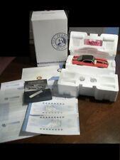 Franklin Mint 1969 Chevrolet Chevy Camaro Z28 * B11TQ16 * MIB