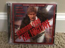 THE FUGITIVE soundtrack EXPANDED 2 CD Harrison Ford JAMES NEWTON HOWARD Limited
