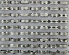 Wholesale Lots 32pcs Mixed Style Classic Jewelry Stainless Steel Men's Rings