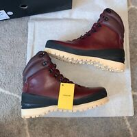 The North Face Cryos Hiker Men Hiking Boots Brown Made In Italy TNF MSRP $400