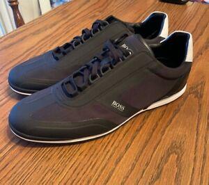 Hugo Boss men shoes sneakers