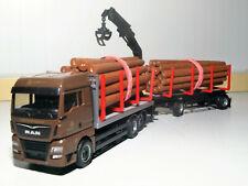 Herpa MAN TGX XLX Holztransporter-Hängerzug Ziegler Group Bayern Plößberg 310277