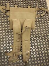 Excellent FILBE Main Pack Shoulder Straps only USMC Surplus Coyote Brown Harness